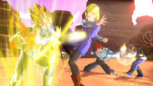 Image result for Dragon Ball: Xenoverse (2015)