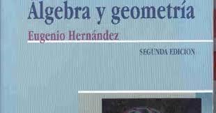Resultado de imagen de imagenes de algebra y geometria