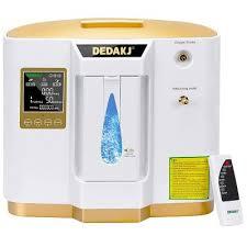 <b>DEDAKJ DE</b> - 1L 1 - 6L / min Adjustable Portable Oxygen ...