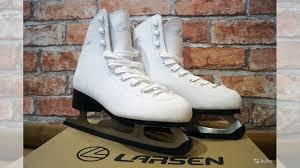 """<b>Коньки</b> фигурные """"<b>Larsen Nika</b>"""", 38 размер купить в ..."""