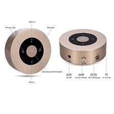 Portable Speaker,Elinker <b>A8 Wireless Bluetooth Speaker</b> with Touch ...