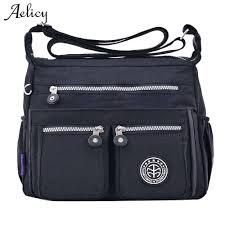 Aelicy New <b>Women</b> Messenger Bags for <b>Women Waterproof Nylon</b> ...