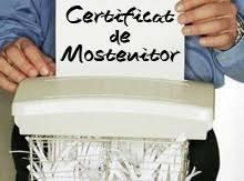 Imagini pentru certificat de mostenitor