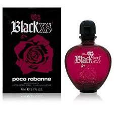 Black XS by Paco Rabanne for Women 2.7 oz Eau de ... - Amazon.com