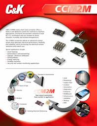 product flyer info ccm2m product flyer c k components pdf catalogue technical