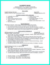 sample resumes cyber security resume examples resume sample resumes