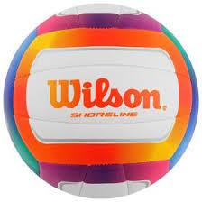 <b>Мяч волейбольный Wilson</b> Shoreline, арт. WTH12020XB, размер ...