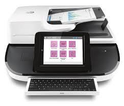 <b>HP Digital Sender Flow</b> 8500 fn2 Document Capture Workstation