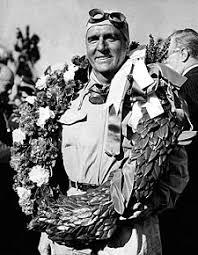 Giuseppe Farina, a hero!