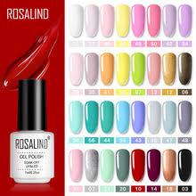 ROSALIND набор гель-лаков для маникюра для <b>ногтей</b> ...