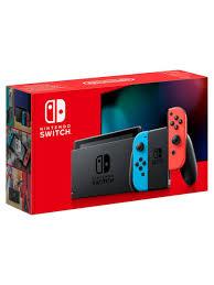<b>Игровая приставка Nintendo</b> Switch NINTENDO 9178947 в ...