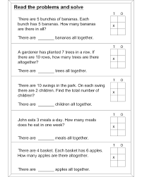 Math Worksheets For Multiplication Word Problems - Intrepidpath