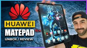 <b>Huawei Matepad 10.4</b> Review - Is it good? - YouTube