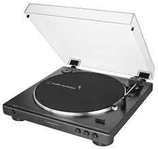 Виниловый <b>проигрыватель Audio</b>-<b>Technica AT</b>-LP60XUSB ...