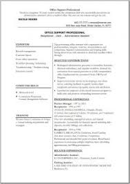 5 best samples resume objective examples samples of cv templates intended for best resume templates best word resume template