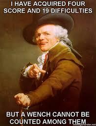 25 Awesome Joseph Ducreux Memes - Holytaco via Relatably.com