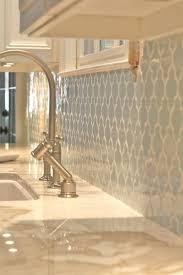 tile backsplash ideas pt looooove that backsplashand the white countertops blue backsplashbacks