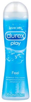 <b>Гель</b>-<b>смазка Durex Play Feel</b> — купить по выгодной цене на ...