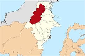 Malinau berbatasan langsung dengan Malaysia (Wikipedia)