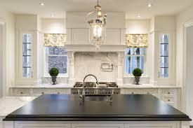 chic kitchen colours