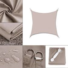 300d waterproof polyester awning <b>sun</b> shading net sunshade sail ...