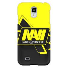 <b>Чехол для Samsung Galaxy</b> S4 NAVI CS GO #1456420 от game-fan