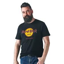 <b>Men's Black Classic</b> Logo Tee | Rock Shop