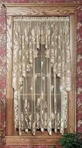 lace curtains living room chic living room curtain