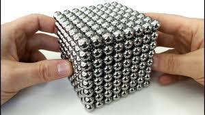 Playing with 512 <b>Big Magnet</b> Balls | <b>Magnetic</b> Games - YouTube