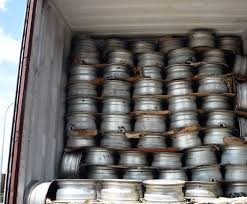 Image result for Aluminium wheels scrap