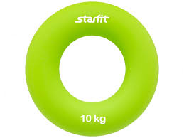 <b>Эспандер Starfit 10kg</b> d 7cm Green УТ 00015540 - ElfaBrest