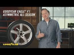 <b>Eagle F1 Asymmetric</b> All-Season Tires   <b>Goodyear</b> Tires