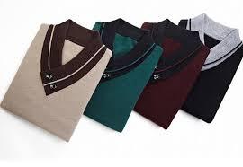 <b>ZOGAA 2019 New</b> Solid Cotton Men Sweater Warm Long Sleeve ...