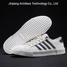 <b>Fashion Sport Men</b> Leather Casual Shoes Sneakers Made in China ...