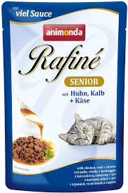<b>Паучи Animonda Rafine</b> Soupe <b>Senior</b> для кошек старше 7 лет 100 г