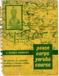 peace corps community archives peace corps volunteers all received informational packets on their training much like this one from