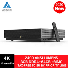 <b>Fengmi Laser Projection</b> TV 4K Cinema Pro 150inch Home ...
