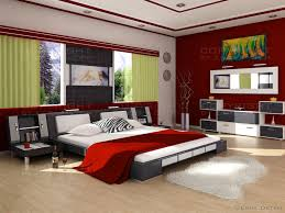 bedroom design red contemporary wood: breathtaking design for modern bedroom decorating ideas cozy ideas in decorating bedroom with wall mounted