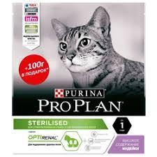 <b>Корма Purina Pro</b> Plan для кошек — купить на Яндекс.Маркете