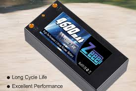 <b>Аккумулятор</b> для радиоуправляемых моделей <b>Zeee Power</b> ...