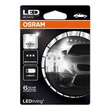 <b>Лампа</b> светодиодная <b>OSRAM</b> LED Premium Cool White <b>W5W 12V</b> ...