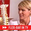 FLEXI-BAR™ on TV with Barbara Klein - barbara-klein-tv120