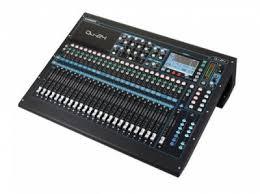 <b>Цифровой микшер Allen</b> & Heath QU-24C купить в Санкт ...