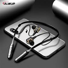 ALWUP <b>G01 Bluetooth</b> Earphone <b>Wireless</b> Headphones Four Unit ...