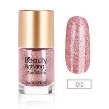 <b>BEAUTYBIGBANG 9ML</b> Crystal Pearl Diamonds <b>Nail</b> Polish Glitter ...