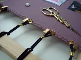 В помощь вышивальщицам: <b>боковая натяжка канвы</b> - Блог ...