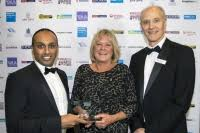 College presents <b>Kingston Business</b> Excellence Award at Red ...