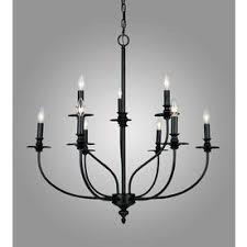 westmore lighting spades 29 in 9 light oil rubbed bronze candle chandelier black chandelier lighting photo 5