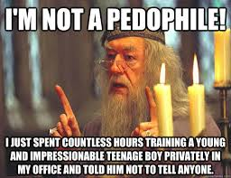 I'm not a pedophile! I just spent countless hours training a young ... via Relatably.com