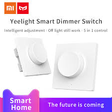 Xiaomi <b>Yeelight Intelligent Bluetooth Dimmer</b> Switch Mi Smart Home ...